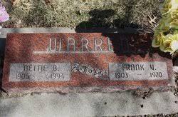 Frank Virgil Warren (1903 - 1970) - Genealogy
