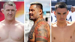 Boxing: Paul Gallen vs Mark Hunt date ...