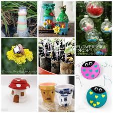 fun kid s garden crafts