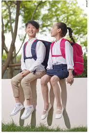 Школьный <b>рюкзак Xiaomi Xiaoyang</b> School Bag 25L Blue (Синий ...