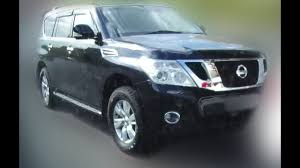 2018 nissan y62.  nissan new 2018 nissan patrol super safari y62 suv generations will be made  in 2018 on nissan y62