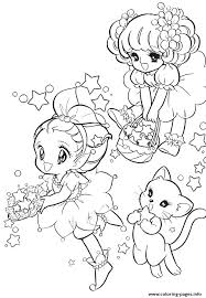 25 squirrel coloring page compilation. Cute Anime Coloring Pages For Kids Girls Novocom Top