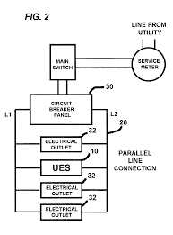 Patent us6801022 universal electrical energy saver patents drawing electrical wire box transistor mj802