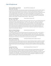 Pastoral Resumes Phil Johnson Pastoral Resume