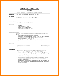 9 Sample Cashier Resume Mla Cover Page