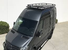 The penthouse pop top — installed adds about 345 pounds, a difference of about 315 pounds. Roof Racks Aluminess