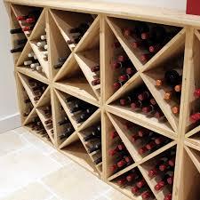 wine rack. Pine Wooden Wine Rack - Cellar Cube 144 Bottles 298mm Deep Set Of