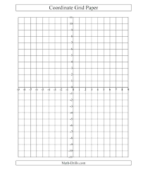 Math Best Photos Of Coordinate Graph Paper Template Printable Free