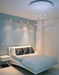 Nice modern bedroom lighting Light Fixtures Residential Contemporary Bedroom Miami Tsida Love The Chandelier And The Lighting Pinterest 105 Best Bedroom Lighting Images Bedroom Decor Modern Bedroom
