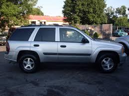 Ride Auto: 2005 Chevrolet Trailblazer silver