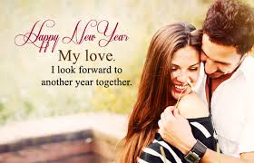 Quotes About New Love Extraordinary Cute Happy New Year Wishes for Lover Romantic 48 Love Images