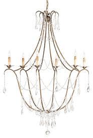 elizabeth chandelier by currey and company currey co
