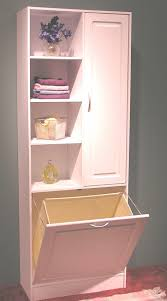 Luxury Linen Cabinet with Pretty Solid Oak Wooden Tall Lowes ...