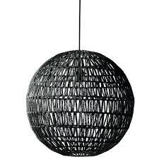 woven pendant light black woven pendant light diameter modern furniture woven pendant lamp shade