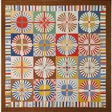 34 best Wagon wheel quilts images on Pinterest   Mandalas ... & Wagon Wheels Quilt Adamdwight.com
