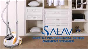 salav professional garment steamer. Beautiful Salav SALAV GS45 DJ Dual Bar Professional Garment Steamer To Salav O