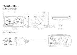 36v kt ebike led 890 speed meter display panel hallsensor motor 890 4