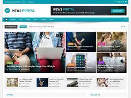 Wordpress Template Newspaper News Portal Wordpress Theme Wordpress Org