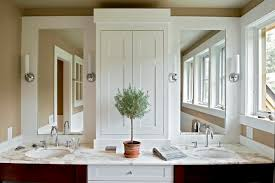 bathroom double vanity. country bathroom photo in burlington with marble countertops double vanity