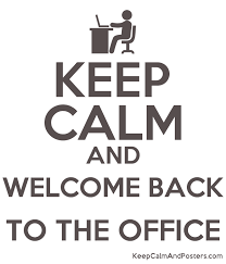 The office posters Threat Level Keep Calm And Welcome Back To The Office Poster Blacksheepclothingco Keep Calm And Welcome Back To The Office Keep Calm And Posters