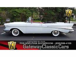 1957 Chevrolet BEL AIR For Sale In New Jersey