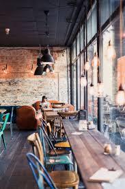 Vintage Industrial Bar And Restaurant Designs