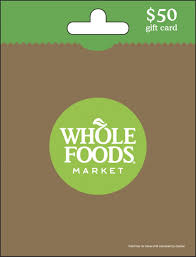 Card is redeemable up to the balance to make purchases at participating arby's locations in the u.s. Amazon Com Whole Foods Market 25 Gift Card Gift Cards