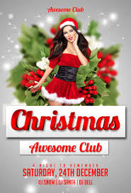 Free Christmas Flyer Templates Download Free Christmas Flyer Template Awesomeflyer Com