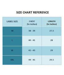 Off White Shirt Size Chart Best Picture Of Chart Anyimage Org