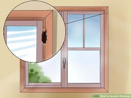 how to insulate windows 15 steps with pictures wikihow regard insulation for decor 12
