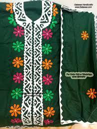 Ralli Design Shirts The Best Handmade Sindhi Pakistani Applique Designs