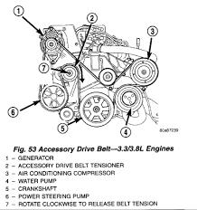 2000 dodge grand caravan sport i need a belt configuration diagram