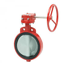 Bray Resilient Seated Butterfly Valve Corrosive Media
