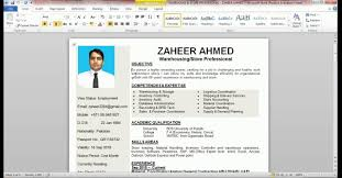 How To Make A Resume On Word 2007 Fresh Creating A Resume On Word