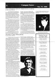 Hawks' Eye - May 10, 2000