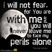 Christian Quotes On Fear Best Of 24 Powerful Quotes About Overcoming Fear ChristianQuotes