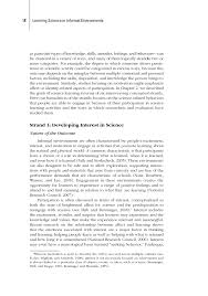 assessment learning science in informal environments people  page 58