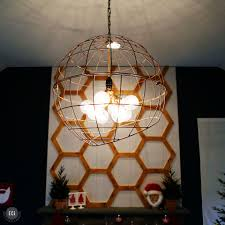 modern lighting fixture. DIY Lighting Modern Fixture
