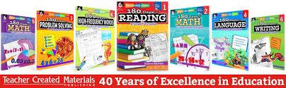 Amazon Com 180 Days Of Reading Grade 1 Daily Reading
