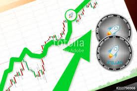 Stellar Stock Chart Stellar Xml Index Rating Go Up On Exchange Market