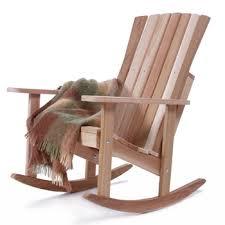 adirondack rocking chairs. Simple Chairs Cedar Adirondack Rocking Chair Throughout Chairs