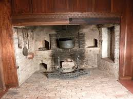Kitchen Fireplace For Cooking 1600s Kitchen Google Search History Of Kitchens Pinterest