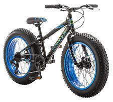 mongoose fat bike bicycles ebay