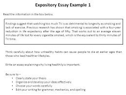 What Is Expository Essay With Examples Stunning Expository Essay Examples For College Pdf Basic 40 Samples