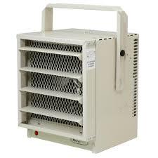 newair 17 060 btu 5000 watt electric garage heater