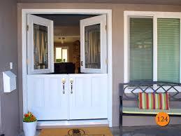 Diy Exterior Dutch Door Plastpro Entry Doors Todays Entry Doors
