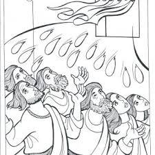 Kleurplaat Catechismus Zondag3 Bijbels Opvoedennl
