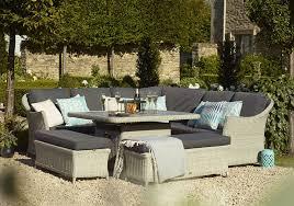 garden furniture materials