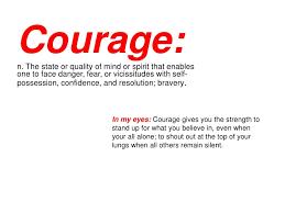 bravery definition essay hoga hojder bravery definition essay