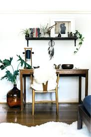 Eclectic home office Glam Bamboo Office Furniture Eclectic Home Office Space With Wood Desk Furniture And Nature Greenery With Over Size Glass Vase And Bamboo Chair Office Furniture Infoindiatourcom Bamboo Office Furniture Eclectic Home Office Space With Wood Desk